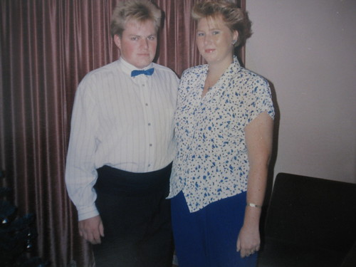 Kevin's Year 12 formal