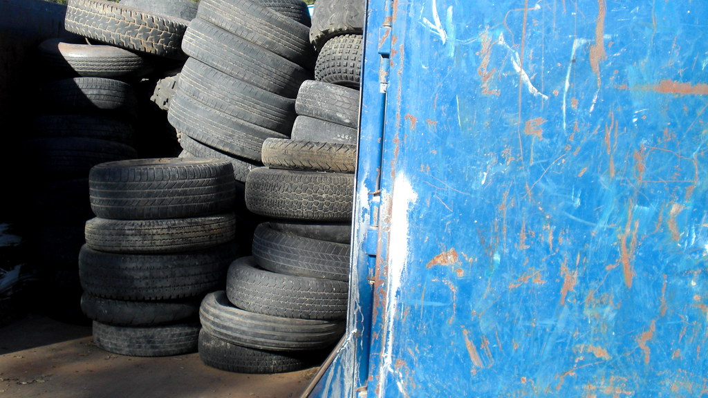 loaded tires 02.28.09