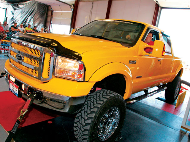 1999 powerstroke horsepower
