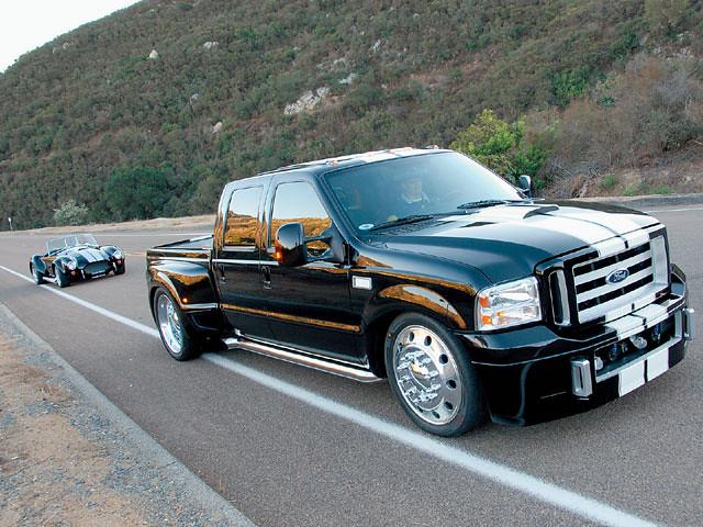 ford diesel customized 2007 f350 powerstroke