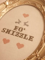 Fancy Fancy Fo' Shiz (Stitch Out Loud) Tags: bunny crossstitch heart craft popart shizzle snoopdogg stitchoutloud