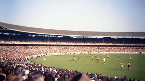 1963 329 Grand Final at the MCG