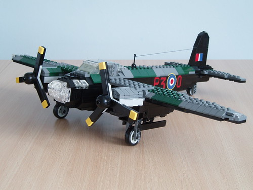 the RAF in World War II.