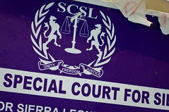 Special Court for Sierra Leone I (unipus) Tags: africa sierraleone freetown unspecialcourt