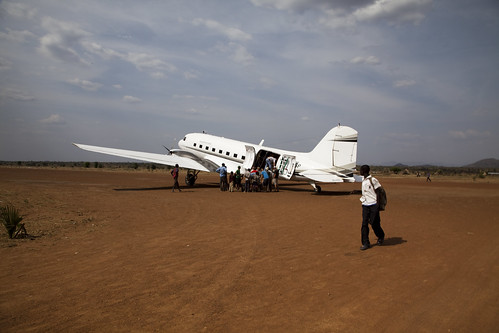 Runway at Torit
