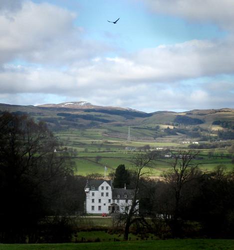 Kilbirnie hills 10Mar09