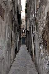 Calle di Venezia( Ruga Giuffa)(Nikon D90 - grandangolo)