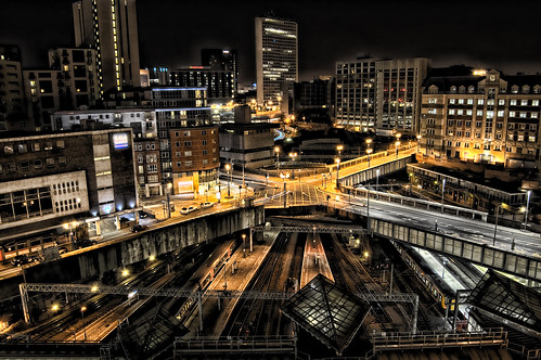 Birmingham New Street Station | Flickr - Photo Sharing!