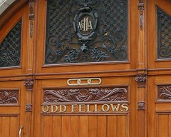 Odd Fellows Lodge No. 11A Stockholm, Sweden