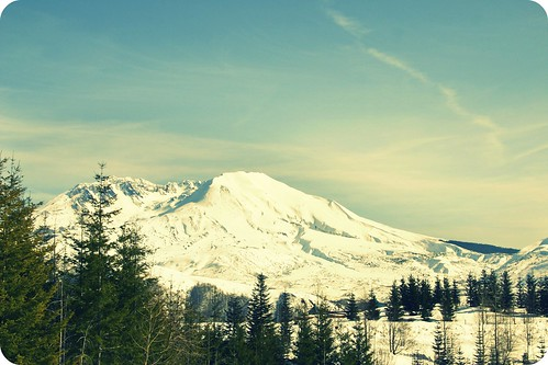 Magnitude of Tranquility - Mount St. Helens