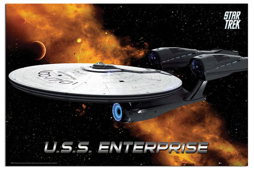 Star-Trek-USS-Enterprise-Poster-397, star trek wallpapers, startrek enterprise voyage, Star trek ship Enterprise