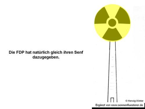 CDU-Windkraftanlage mit FDP Stimmen