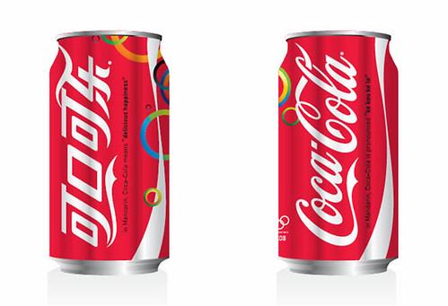 Coca-Cola Chinese design