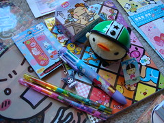 Close Up On 5th Purchase From Janet Store (Dreaming Magpie) Tags: christmas chicken pen pencil shopping cards milk video sticker panda mechanical 10 5 helmet scooter games safety plush sanrio kawaii 100 janet crayon greeting purchase ramennoodles magnetic bookmark mymelody freebies wanwan namecards letterpaper greenhelmet fileholder janetstore multicolorpen thickcards safetychicken janetstorecom bublepanda stickerroll bookmarkbookmarkermilk sheepenvelopescrayon elephantkuromi angryfustratedhappycutecollectorderonlinescooter