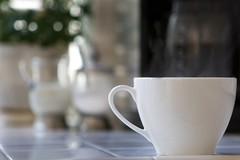 """Hot (""""Little Star Photography"""") Tags: white cup kitchen coffee breakfast beverage steamy"""