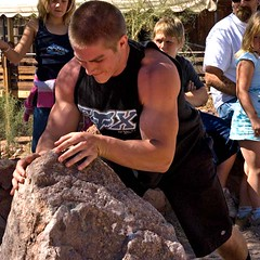 The Challenge (buffntuff28) Tags: pecs arms muscle muscular chest models hunk buff flex biceps humpy hotmen shitless hotstuds musclemen humpyhunk
