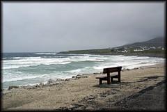 Solitude - Keel Beach, Achill Island. (colin.boyle4) Tags: ireland beach mayo achill countymayo achillisland flickraward