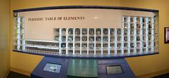 periodic table (lindaoftexas) Tags: museum texas houston science panoramic photomerge houstonmuseumofnaturalscience periodictable hmns