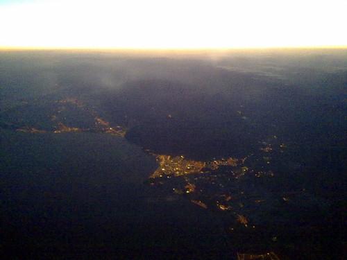 Almeria de noche