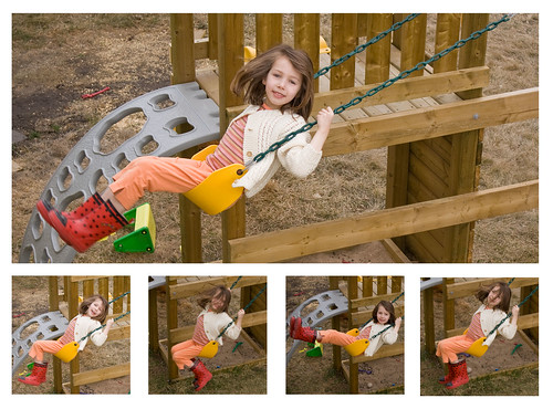 Shannon swing collage