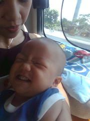 Road trip. On our way to laiya 5/9.
