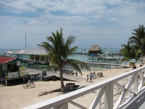 San Pedro Beach, Belize