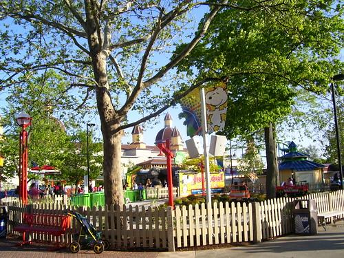 Cedar Point - Planet Snoopy