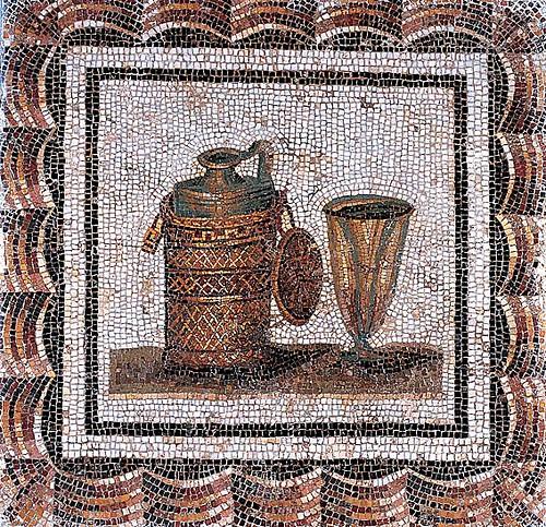 mosaico Tunez