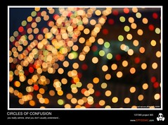 137 - Circles of Confusion (erickespinosa) Tags: colors project lights bokeh circles confused 365 confusion project365 p365 onephotooneday