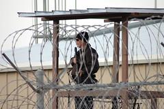DSD Tower (mind_bender3) Tags: tower hat sunglasses yard wire gun shot denver deputy recreation sheriff razor gaurd prisoners inmates