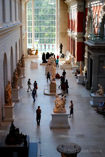 The Met - European Sculpture Court