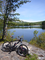 Mont Tremblant Mountain Biking