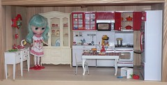 the dollhouse - kitchen