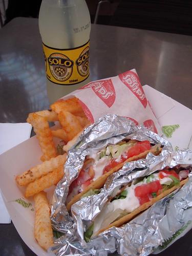 Taco meal@Salsa's
