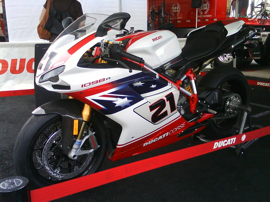 ducati 1098R bayliss