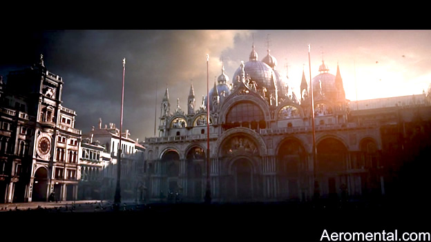 Assassin's Creed II plaza