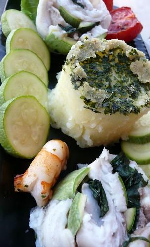 rotolo di orata alle verdure 2
