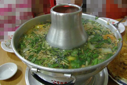 55.晚餐:酸魚湯