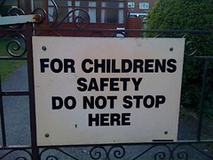 Children's safety