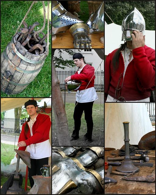 Tudor Armourer