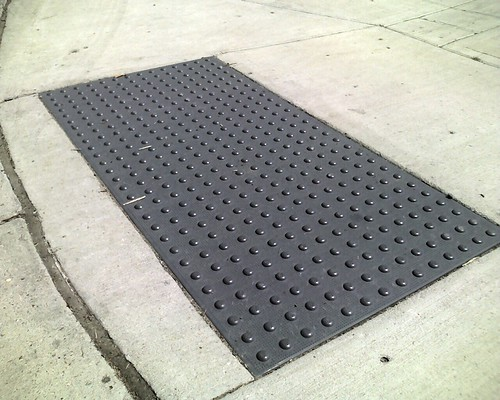 Minneapolis' New Sidewalk Ramps