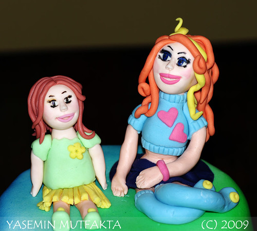 Selen'in Winx Pastasi / Winx Cake Bloom