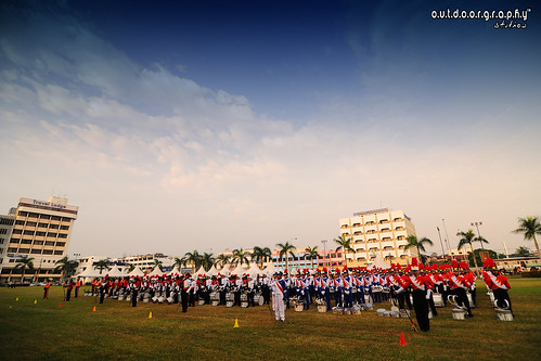 Penang State Marching Band Competition 2009