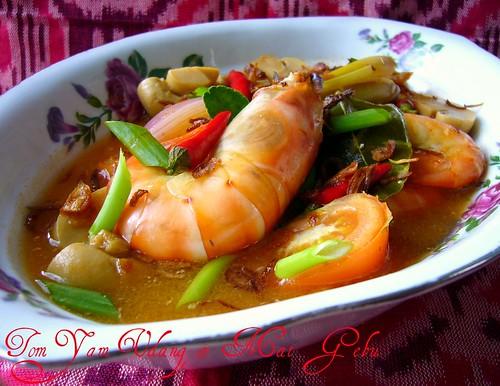 Tom Yam Udang
