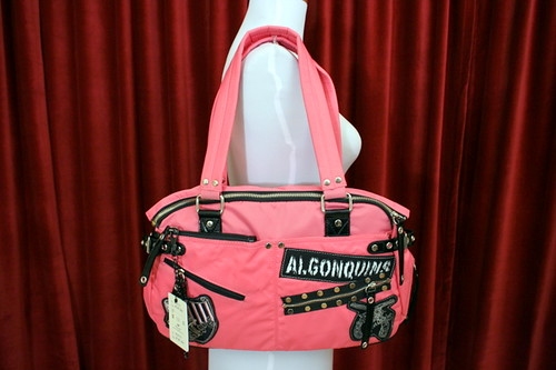 2-way Boston Bag by Algonquins
