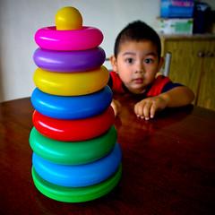 (Abdul Manaf Yasin) Tags: color canon toy toys eos kid play malaysia sombrero johor kulai 450d