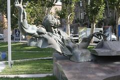 Statue of Composer Arno Babajanyan, Yerevan, A...