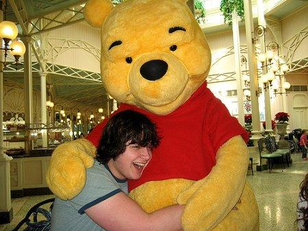 Max & Winnie the Pooh