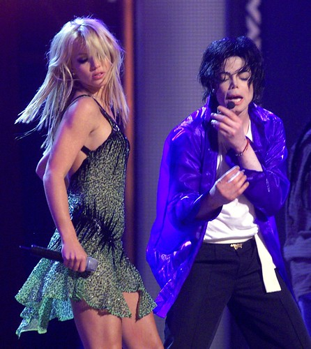 Michael Jackson Britney Spears