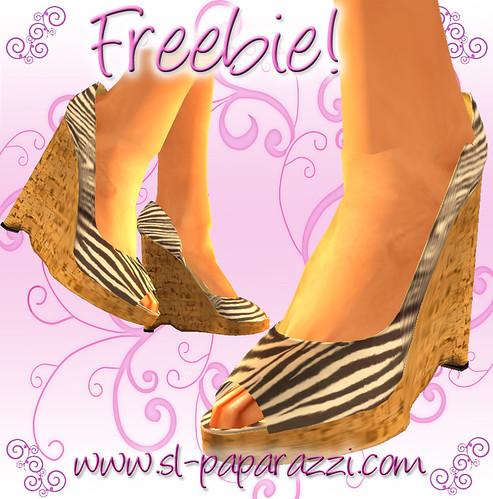 1Linden Freebie Shoes